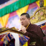 The final day of the 2014 Karmapa public course
