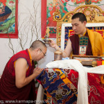 The Chenrezig initiation given by H.H. the 17th Karmapa