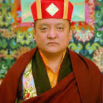 H.H. Kunzig Shamar Rinpoche's appreciation letter for KIBI's development