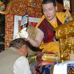 Closing ceremony of the KIBI Public Meditation Course 2013