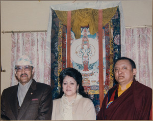 An open appeal: the spiritual and historical legacy of Kunzig Shamarpa and Nepal