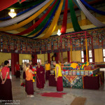 Sacred Kudung of Gyalwa Shamarpa in New Delhi