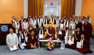 Closing Ceremony of KIBI Translator's Course 2012