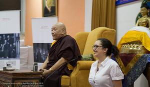 Teaching by His Eminence Beru Khyentse Rinpoche