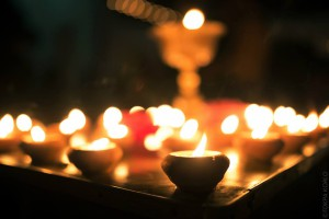 Lamp Offering Ceremony