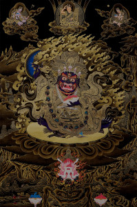 Mahakala Puja in KIBI, February 16-18