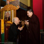 Audience With Gyalwa Karmapa