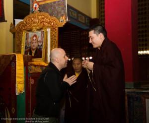 Audience With Gyalwa Karmapa