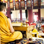 Impressions From the Karmapa Public Course