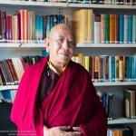 Visit of H.E. Choje Togden Rinpoche