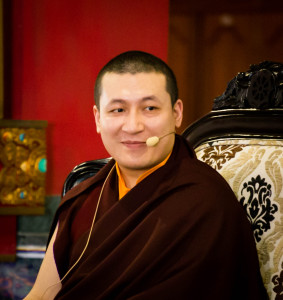 Gyalwa Karmapa Teaches on Happiness on the International Day of Happiness