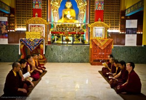 Pujas for the Earthquake in Nepal