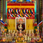 One-Year Commemoration Ceremony of the Passing of His Holiness the 14th Shamarpa Mipham Chokyi Lodro