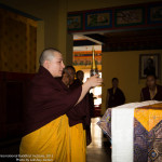 One-Year Commemoration Ceremony and Dechö of Kunzig Shamar Rinpoche