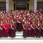 First Parinirvana Anniversary Ceremony of Kunzig Shamar Rinpoche at KIBI, New Delhi   7- Day Program Summary