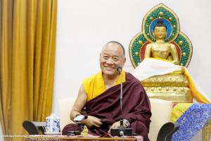 Public Teaching by Khenpo Chödrak Thenpel Rinpoche