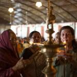 Peace Prayers at the International Women's Day