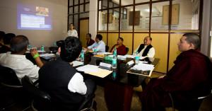 Ежегодная встреча Руководящего совета Международного Буддийского Сообщества Кармапы (KIBS)