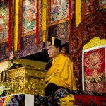 Opening of the Karmapa Public Course 2016 at K.I.B.I.