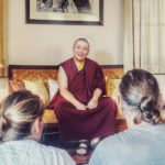 H.H. Karmapa Meets with Pilgrimage Group