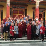 Pilgrimage group meets with His Holiness