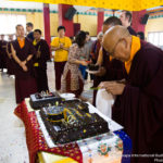 Celebrate His Holiness 17th Gyalwa Karmapa Trinley Thaye Dorje birthday.