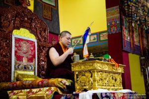 Karmapa Public Course 2019