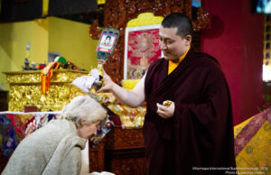 Conclusion of the 2019 Karmapa Public Course
